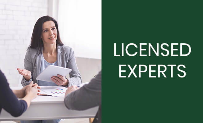 Licensed Experts at Citywide
